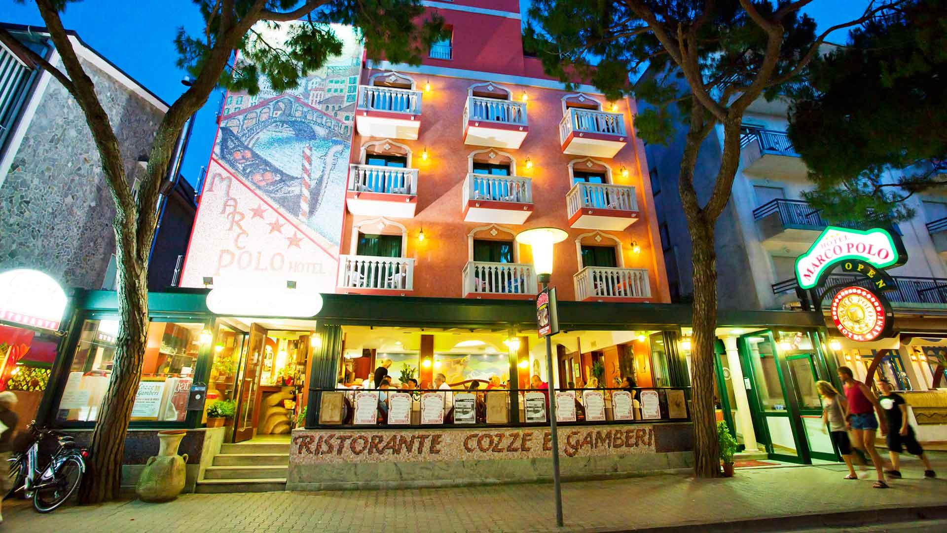 Hotel Marco Polo: le tue vacanze a Jesolo! - Sito Ufficiale